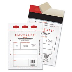 Quality Park - 45701 - Quality Park Security Envelope - Security - 9 Width x 12 Length - 10 / Box - White