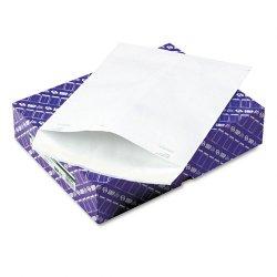 Quality Park - S3630 - Quality Park Ship-Lite Plain Envelopes - Catalog - 12 Width x 15 1/2 Length - Self-sealing - 100 / Box - White
