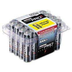 Rayovac - RAY-ALAAA-24 - Alkaline Reclosable AAA 24 Pack