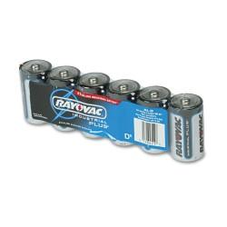 Spectrum Brands - AL-D - Ultra Pro Alkaline Batteries, D, 6/Pack