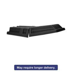 Rubbermaid - 130700BK - Rubbermaid Commercial 1307 Tilt Truck Lid - Plastic - 1 Carton - Black