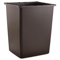 Rubbermaid - RCP 256B BRO - Glutton Container, Rectangular, 56gal, Brown