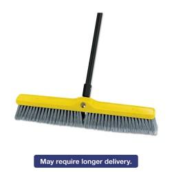 Rubbermaid - FG9B1100GRAY - Rubbermaid Commercial 9B11 Medium Floor Sweep - 24 Overall Length - 1 Each