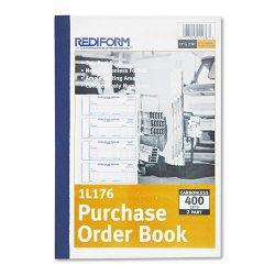 Rediform - 1L176 - Rediform Purchase Order Book (Each)