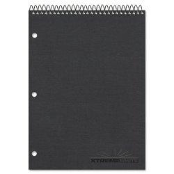 Rediform - 31186 - Porta Desk Notebook, College/Margin Rule, 8 1/2 x 11 1/2, White, 80 Sheets