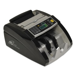 Royal Sovereign - RBC660 - Electric Bill Counter, 1000/Bills/Min, 12 3/8 x 9 7/8 x 6 1/2, Black/Silver