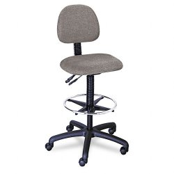 Safco - 3420DG - Safco Trenton Series Multi-Task Swivel Stool (Each)