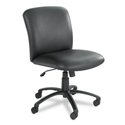 Safco - 3491BV - Safco Uber Big and Tall Swivel/Tilt Mid-Back Chair (Each)