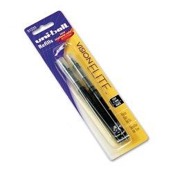 Sanford - 61233PP - Uni-Ball Vision Elite Rollerball Pen Refill - 0.80 mm - Black - 1 / Pack