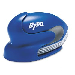 Sanford - 8473KF - Dry Erase Precision Point Eraser w/Replaceable Pad, Felt, 7 3/5 X 3 2/5 X 3 3/5
