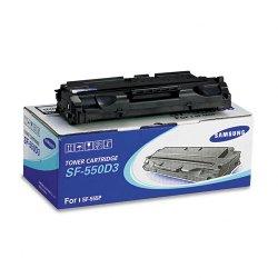 Samsung - SF550D3 - Samsung Black Toner Cartridge - Black - Laser - 3000 Page