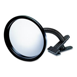 See All - ICU10 - 10-dia. Circular Indoor Convex Mirror, 10 x 10, Viewing Distance: 12 ft.