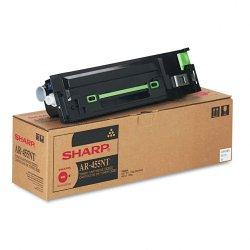 Sharp - AR-455NT - Sharp Black Toner Cartridge - Laser - 35000 Page - Black