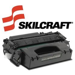 Skilcraft - SKL-12A7462-L - 751000NSH0212 Remanufactured 12A7462 (T630) High-Yield Toner, Black