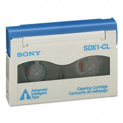 Sony - SDX1CLWW - Sony AIT Cleaning Cartridge - AIT