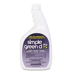 Simple Green - 30532 - Sg Pro5 One-step Disinfectant 32oz