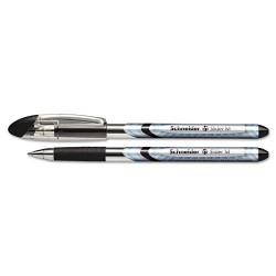 APC / Schneider Electric - 151001 - Schneider Slider Ballpoint Stick Pen, .7mm, Black, 10/Box