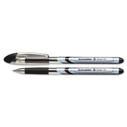 APC / Schneider Electric - 151101 - Schneider Slider Ballpoint Stick Pen, .8mm, Black, 10/Box