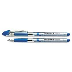 APC / Schneider Electric - 151103 - Schneider Slider Ballpoint Stick Pen, .8mm, Blue, 10/Box