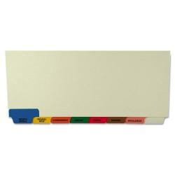 Tabbies - 54500 - Medical Chart Divider Sets, Bottom Tab, 8 1/2 x 11 3/8, 40 Sets/Box