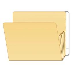 Tabbies - 55993 - File Folder End Tab Converter Extenda Strip, 3 1/4 x 9 1/2, White