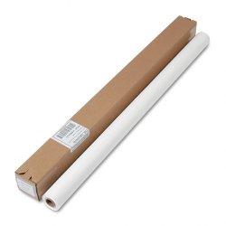 Tablemate - I4010WH - Table Set Plastic Banquet Roll, Table Cover, 40 x 100ft, White
