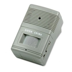 Tatco - 15300 - Tatco Visitor Chime - Audible - Security Alarm - Gray