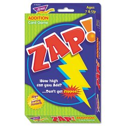 Trend Enterprises - T76303 - Trend Zap Learning Game - Educational - 1 to 4 Players