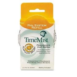 TimeMist - TMS1044935 - Fragrance Cup Refill, Acapulco Splash, 1oz, 12/Carton