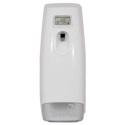 TimeMist - TMS1048502EA - Plus Metered Aerosol Fragrance Dispenser, 3.4 x 3.4 x 8 1/4, White