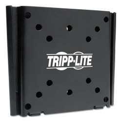 Tripp Lite - DWF1327M - Tripp Lite Display TV LCD Wall Monitor Mount Fixed 13 to 27 TVs / Monitors / Flat-Screens - 88 lb Load Capacity - Metal - Black