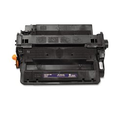 Troy - 02-81601-500 - 0281601500 55X (HP CE255X) High-Yield MICR Toner, 12500 Page-Yield, Black