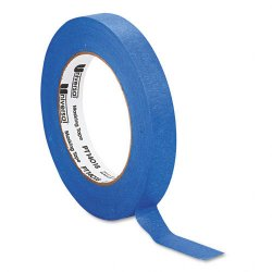 Universal Office Products - UNVPT14018 - Universal Premium Blue Masking Tapes (Roll of 1)