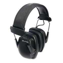 Uvex / Sperian - 1030110 - Sync Stereo Earmuff, 25 dB NRR