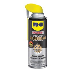 WD40 - 300103EA - Specialist Spray & Stay Gel, 10 oz Aerosol Can