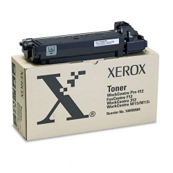 Xerox - 106R00584 - Xerox Black Toner Cartridge - Laser - 6000 Page - 1 Each