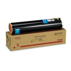 Xerox - 106R00653 - Xerox Cyan Toner Cartridge - Laser - 22000 Pages - 1 Each