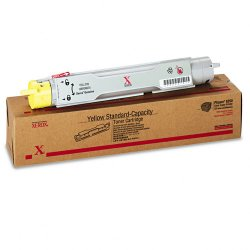 Xerox - 106R00670 - Xerox Yellow Toner Cartridge - Laser - 4000 Page - 1 Each