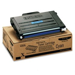 Xerox - 106R00680 - Xerox Original Toner Cartridge - Laser - 5000 Pages - Cyan - 1 Each