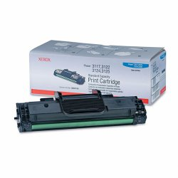 Xerox - 106R01159 - Xerox Black Toner Cartridge - Laser - 3000 Pages - 1 Each