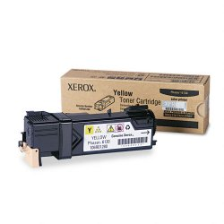 Xerox - 106R01280 - Xerox Toner Cartridge - Laser - 1900 Pages - Yellow - 1 Each