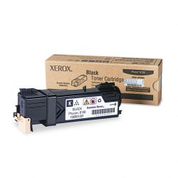 Xerox - 106R01281 - Xerox Black Toner Cartridge - Laser - 2500 Page - 1 Each