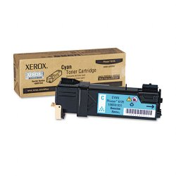 Xerox - 106R01331 - Xerox Original Toner Cartridge - Laser - Cyan - 1 Each