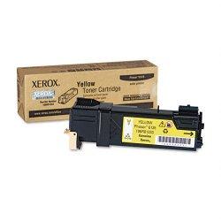 Xerox - 106R01333 - Xerox Yellow Toner Cartridge - Laser - 1 Each