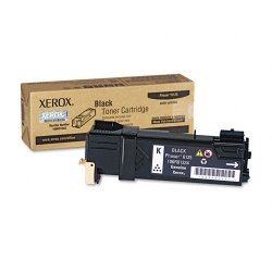Xerox - 106R01334 - Xerox Black Toner Cartridge - Laser - 1 Each