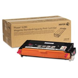 Xerox - 106R01389 - Xerox Original Toner Cartridge - Laser - 2200 Pages - Magenta - 1 Each