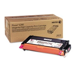 Xerox - 106R01393 - Xerox Magenta Toner Cartridge - Laser - High Yield - 5900 Page - 1 Each