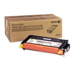 Xerox - 106R01394 - Xerox Yellow Toner Cartridge - Laser - High Yield - 5900 Page - 1 Each
