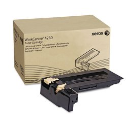 Xerox - 106R01409 - Xerox Black Toner Cartridge - Laser - 25000 Page - 1 Each