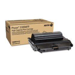 Xerox - 106R01412 - Xerox Original Toner Cartridge - Laser - 8000 Pages - Black - 1 Each